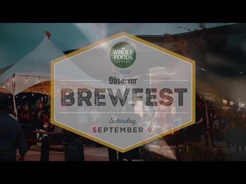 Dallas Observer BrewFest 2017