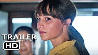 EARTHQUAKE BIRD Official Trailer (2019) Alicia Vikander, Drama Movie