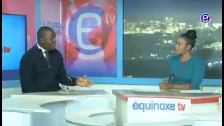 THE 6PM NEWS EQUINOXE TV (GUEST AYAH AYAH ABINE) THURSDAY APRIL 05th 2018