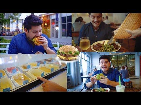 Los Restaurantes MÁS FAMOSOS en Nueva York