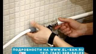 Установка крышкы-биде IZUMI ES-WD1R(, 2014-10-29T10:35:40.000Z)