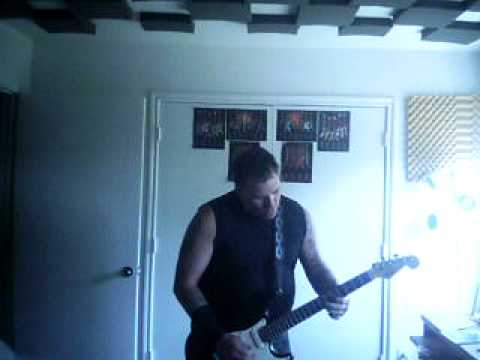 """Robert Carson doing a cover of Kamelot's """"Reqiuem for the Innocent"""""""