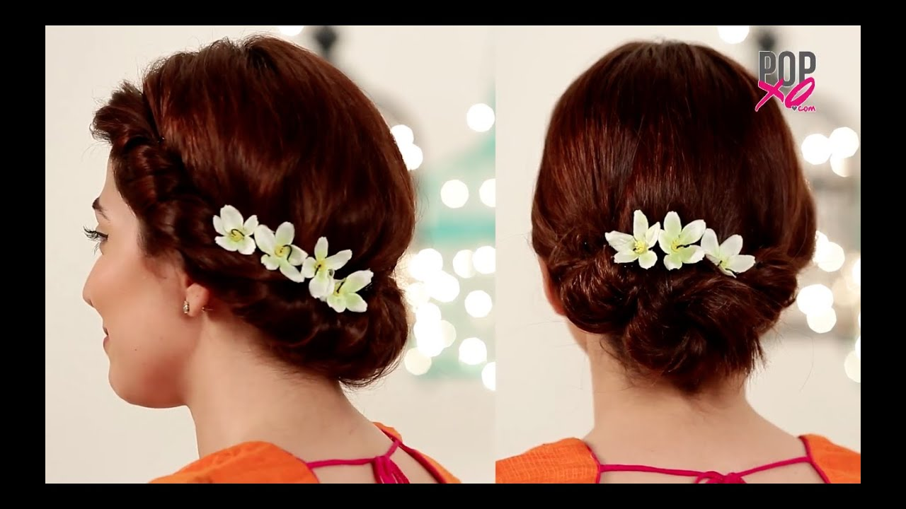 2 fab wedding hairstyles for short hair - popxo shaadi