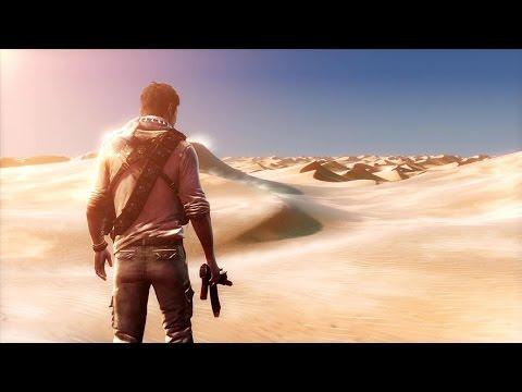 В поисках легендарного города Джиннов. Приключенческий игровой фильм Uncharted 3:Drakes Deception