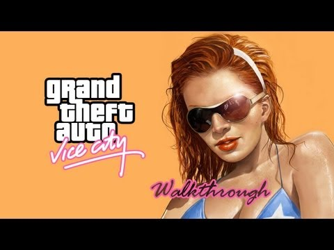 Grand Theft Auto: Vice City HD Walkthrough – Shakedown