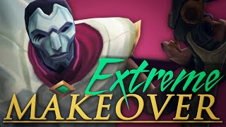 Extreme Makeover: Jhin Edition