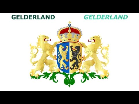 Coats of arms of provinces of the Netherlands - Znaky provincii Nizozemska