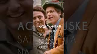 Zero Best Dialogue Srk Full Screen WhatsApp Status Video/ V creations/