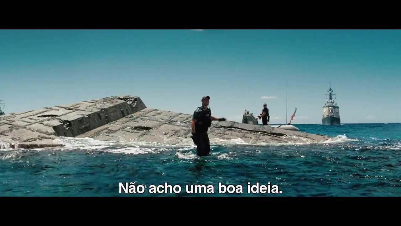 Battleship - Trailer oficial 2012 (HD)