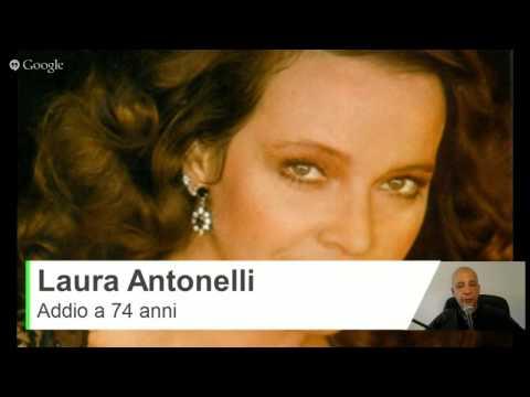 Laura Antonelli Addio a 74 Anni - Icona Hot anni 70-80