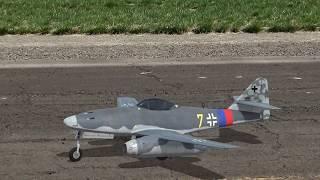RF8 Me 262 training