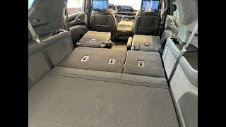 5세대 신형 캐딜락 에스컬레이드 트렁크_풀 플랫 트렁크