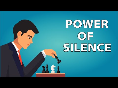 Why Silence Is