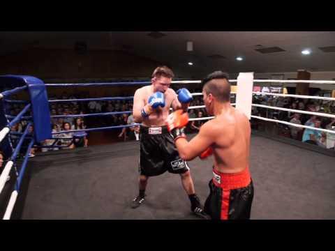 Friday Night Fights - Nort Beauchamp vs Ben Sisam
