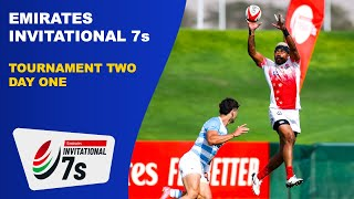 Emirates Invitational 7s - 8th/9th April 2021 - DAY ONE