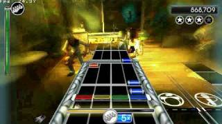 Rock Band Unplugged Pinball Wizard Expert 100% FC