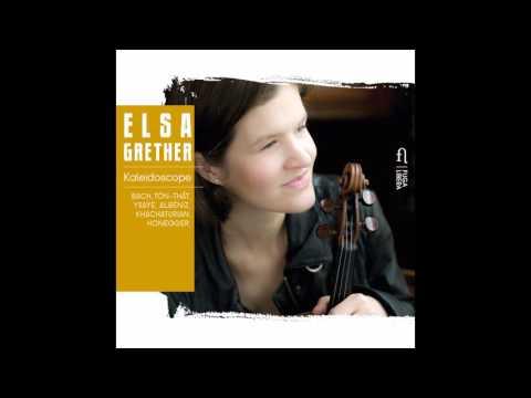 ALBÉNIZ // Cantos de España, op.232: Asturias, leyenda in G major by Elsa Grether