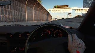 Gran Turismo Sport VR - Mitsubishi GTO Twin Turbo '91 Gameplay