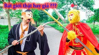 Giả Trư Bát Giới Lừa Ngộ Không | Chia Kẹo Hubba Bubba | Việt Tây Du Ký