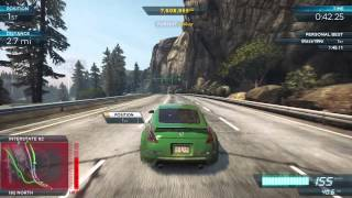Need for Speed Most Wanted: Heroes Pack Run Down
