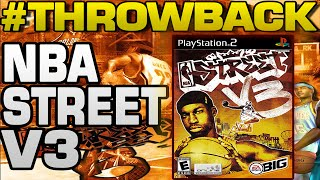 Throwback: NBA Street V3 Gameplay