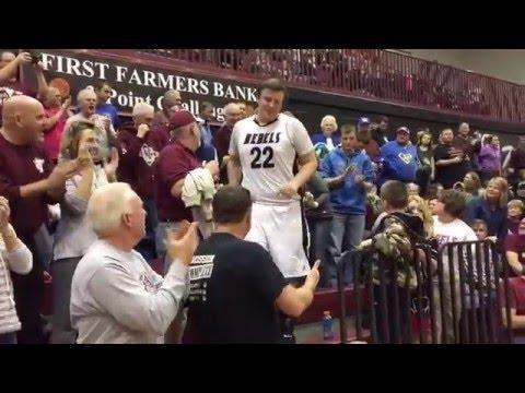 Owen County vs Simon Kenton High School Basketball Feb 2nd, 2016