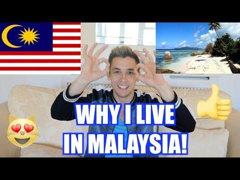 WHY I LIVE IN MALAYSIA! | Mark O'Dea