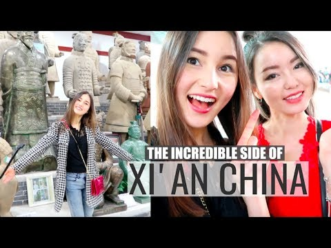 Visiting The Incredible Terracotta Warriors in Xi'an!⎮China Trip 2018