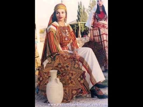 Ancient Jews dressed like Palestinians