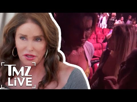Caitlyn Jenner Chewed Out By Trans Woman | TMZ Live