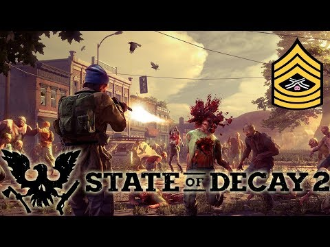STATE OF DECAY 2 GAMEPLAY PART 2 | INTERACTIVE STREAM 1080P 60FPS