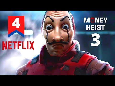 Download Money Heist Season 3 Episode 4 Explained in Hindi   Hitesh Nagar
