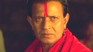 Mithun Chakraborty,  Annuj Saawhney, Chingaari, Action Scene 13/14