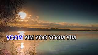 The Sounders yog yoom yim karaoke