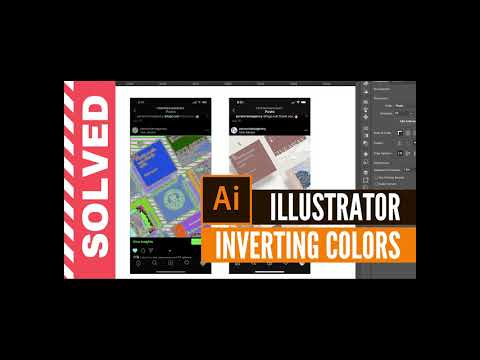 png images or screenshots show in negative on illustrator when importing - SOLVED!