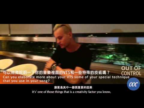 MAKJ interview by OOC 獨家專訪