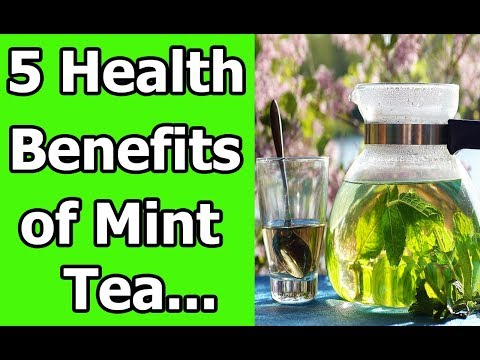 Health Benefits Of Mint Tea 5 Dirty Little Secrets