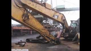 Extreme Machinery   ,accidentes
