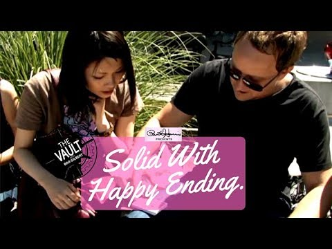 SOLID WITH HAPPY ENDING by Paul Harris
