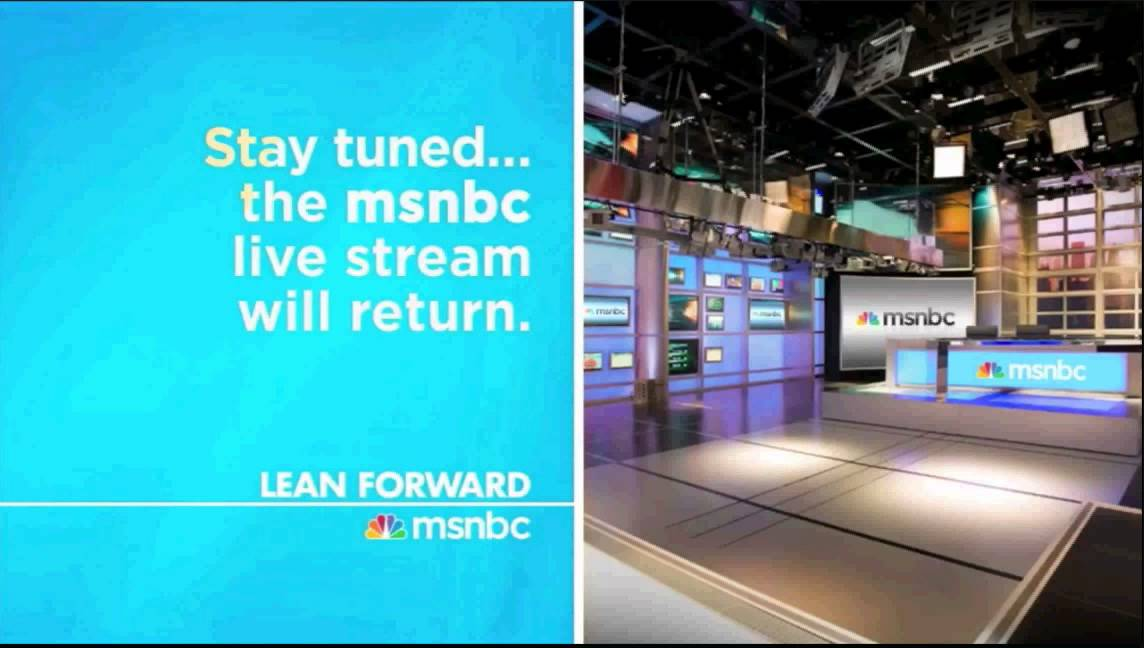 Msnbc Live Stream: Msnbc Live Stream Commercial Music