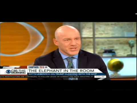 Mark Leibovich Discusses Trump's Relationship With The RNC