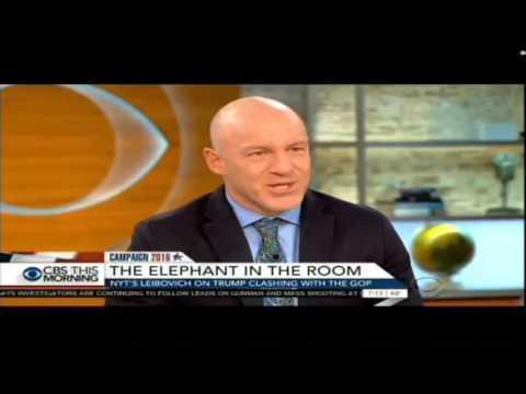 Mark Leibovich Discusses Trump