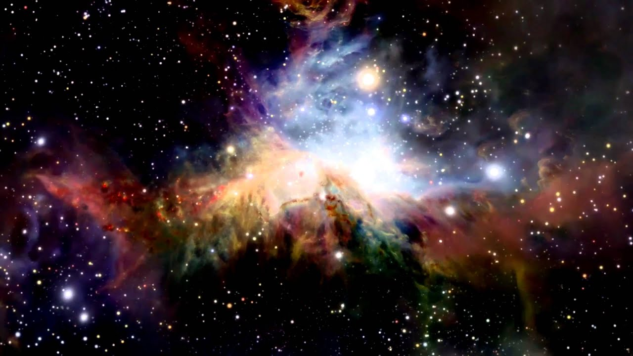 Star Trek Wallpaper Hd 3d Animation Of Orion Nebula 1080p Youtube