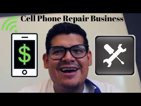 WHAT TO GET before starting CELL PHONE REPAIR BUSINESS