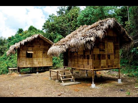 Jelajah kampung orang asli di Pos Santeh,Sg Siput