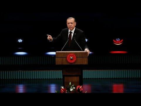 Cumhurbaşkanı Erdoğan: Bütün terör örgütlerine açıkça meydan okuyorum
