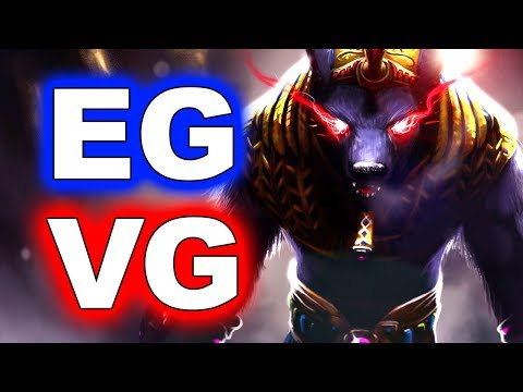 EG vs VG - ESL ONE HAMBURG 2018 - Group A DOTA 2