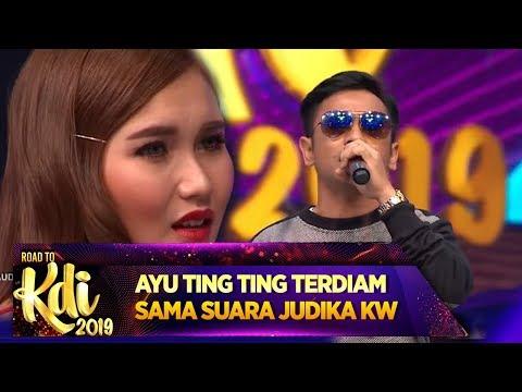 MIRIP BGT! AYU TING TING Pangling Sama Suara JUDIKA KW - Road To KDI 2019 (3/7)