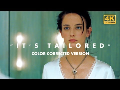 Its Tailored Scene   Color Corrected Demo Reel   Casino Royale (007) 4K