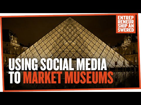 Using Social Media To Market Museums